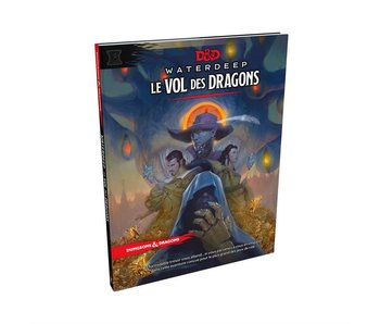 D&D Waterdeep - Le Vol Des Dragons Book (Français)