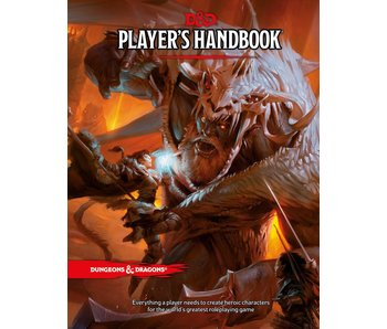 Dungeons & Dragons - 5e Player's handbook (English)