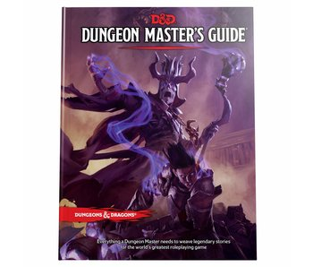 Dungeons & Dragons 5e - Dungeon Master's Guide (english)