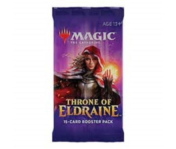 Throne of Eldraine - Booser Pack