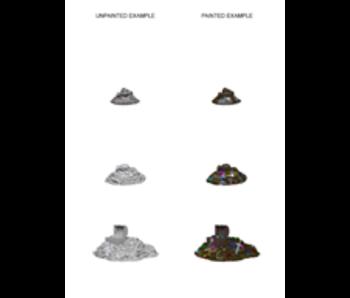 Unpainted minis Wv3 Treasures Piles