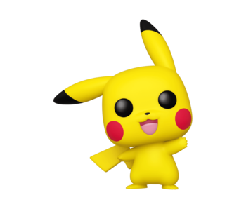 Funko Pop! Games Pokemon - Pikachu (Waving)