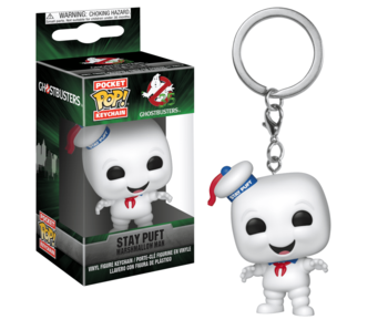 Funko Pop! Keychain Ghostbusters - Stay Puft