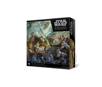 Star Wars: Legion - Core game - Clone wars (FR)