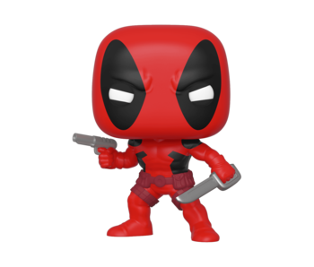 Funko Pop! Marvel 80th First Appearance - Deadpool