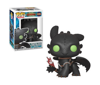 Funko Pop! Movies How To Train Your Dragon 3 - Toothless
