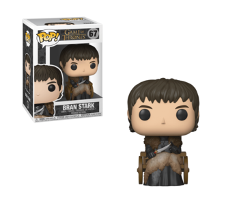 Funko Pop! Tv Game Of Thrones - Bran Stark