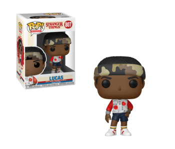 Funko Pop! Tv Stranger Things - Lucas