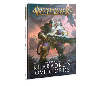 Kharadron Overlords Battletome (HB) (English)