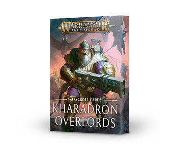 Kharadron Overlords Warscrolls (English)