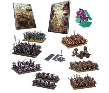Kings of War Mega 2-Player Starter Set