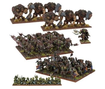 Kings of War Orc Army