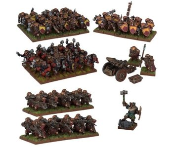 Kings of War Dwarf Army (2017)