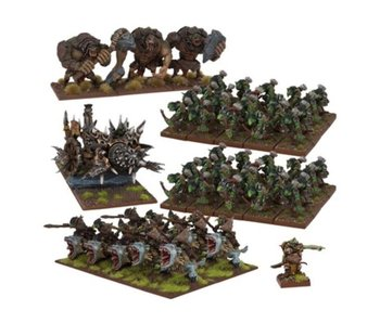 Kings of War Goblin Army 2017