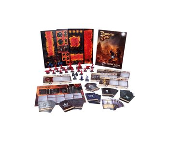 Dungeon Saga - The Infernal Crypts