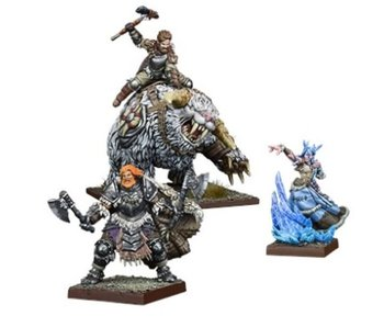 Kings of War Vanguard Northern Alliance Booster