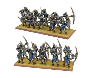 Kings of War Empire Skeleton Archer Regiment