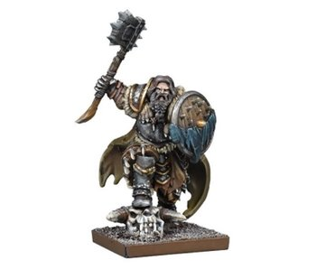Kings of War Northern Alliance Lord Skald