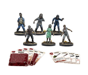 The Walking Dead Roamer Booster