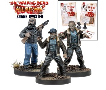 The Walking Dead Shane Booster
