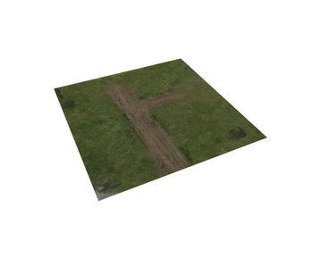 The Walking Dead DLX Mat - Greene Farm