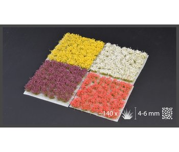 Mixed Flower Set - Wild Shrubs