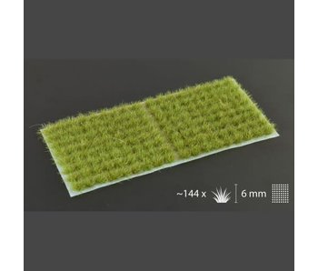 Dry Green Tufts 6mm - Small