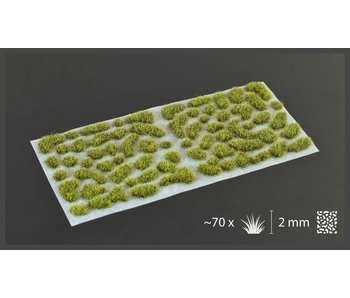 Dark Moss Tufts 2mm - Wild