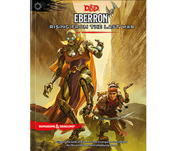 D&D Rpg Eberron - Rising From The Last War Hardcover (ENGLISH)