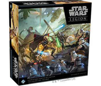 Star Wars Legion - Clone Wars Core (ENGLISH)