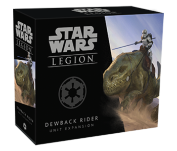 Star Wars Legion - Dewback Rider Unit
