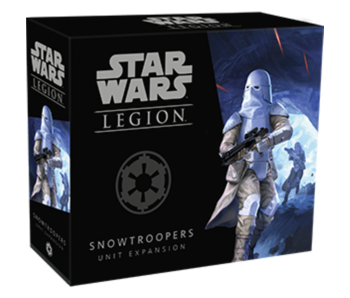 Star Wars : Legion - Snowtroopers Unit Expansion