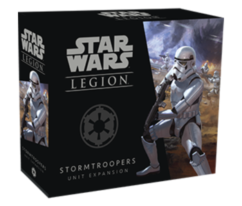 Star Wars : Legion - Stormtroopers Unit Expansion