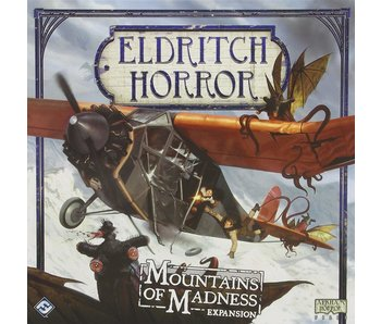 Eldritch Horror - The Mountains of Madness