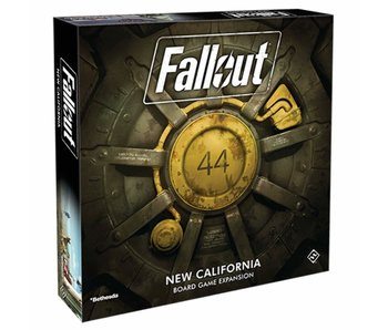 Fallout Extension New California
