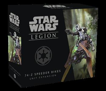 Star Wars : Legion - 74Z Speeder Bikes Unit Expansion