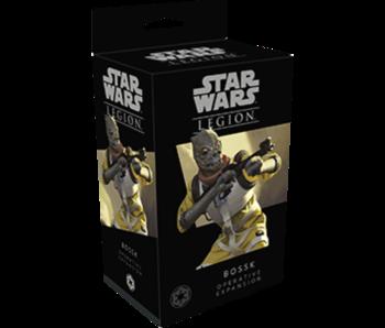 Star Wars : Legion - Bossk Operative Expansion