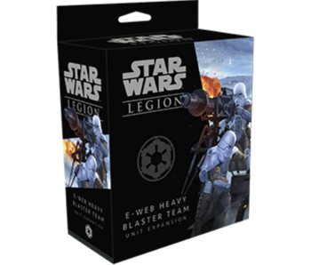 Star Wars : Legion - E-Web Heavy Blaster Team