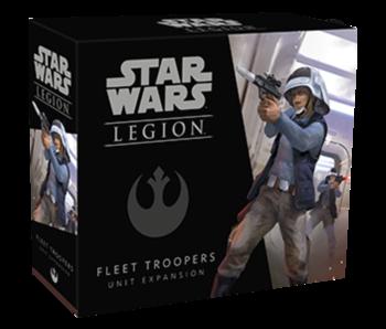 Star Wars : Legion - Fleet Troopers Unit