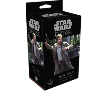 Star Wars : Legion - Han Solo Commander