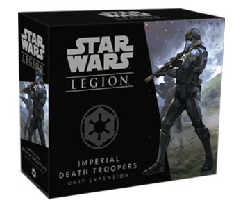Star Wars : Legion - Imperial Death Troopers Unit Expansion