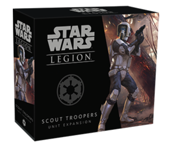 Star Wars : Legion - Imperial Scout Troopers Unit Expansion