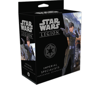 Star Wars : Legion - Imperial Specialists Personnel Expansion