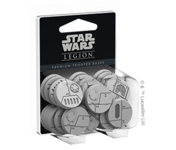 Star Wars : Legion - Premium Trooper Bases