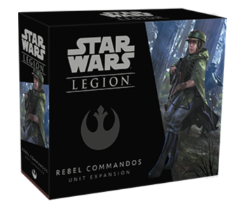 Star Wars : Legion - Rebel Commandos Unit Expansion