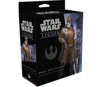 Star Wars : Legion - Rebel Specialists Personnel Expansion