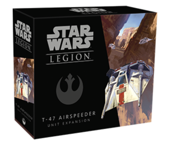 Star Wars : Legion - T47 Airspeeder Unit Expansion