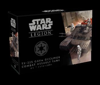 Star Wars : Legion - Tx-225 Gavw Assault Tank Unit Expansion
