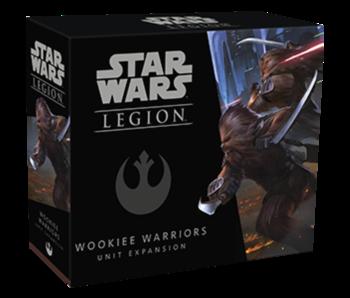Star Wars : Legion - Wookiee Warriors Unit Expansion