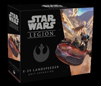 Star Wars : Legion - X-34 Landspeeder Unit Expansion